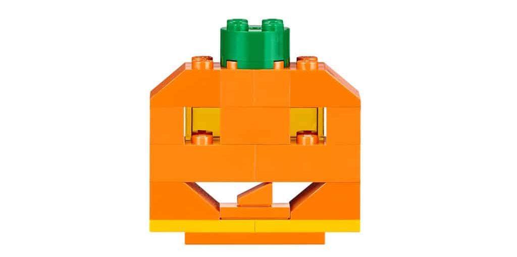 D‧PARK:Hello! 搞鬼小南瓜 萬聖節活動-小朋友一起用LEGO幫忙拼砌南瓜裝飾,同心合力佈置心湖城。