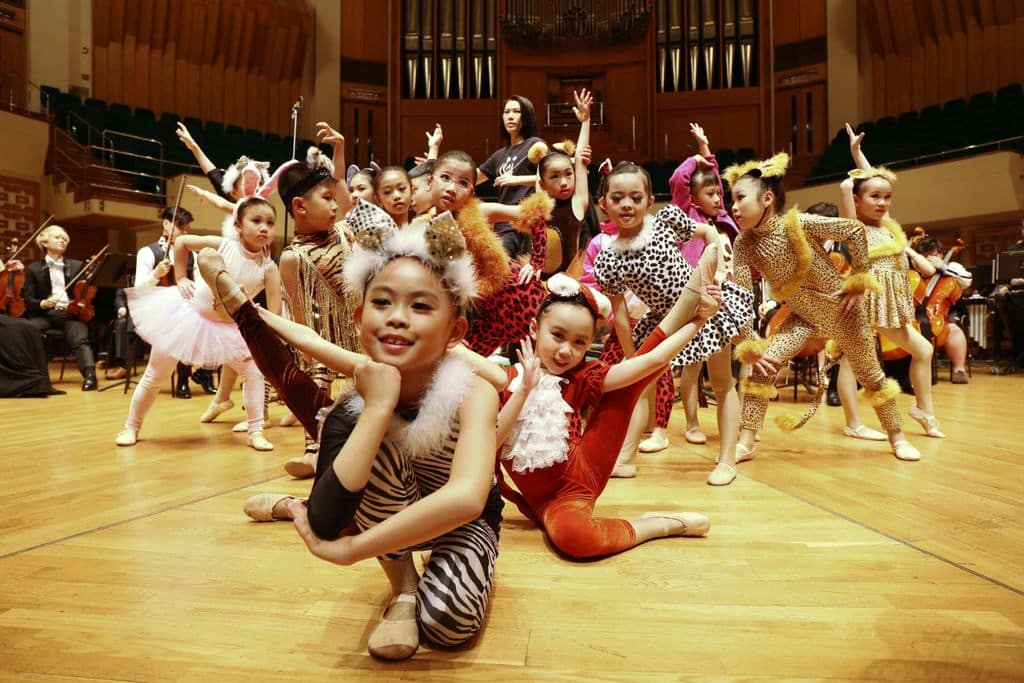 SDM 爵士芭蕾舞學校。