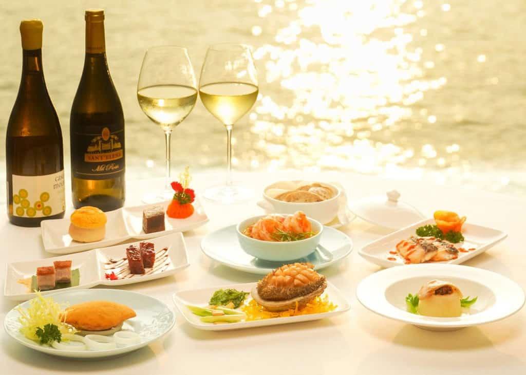 海港城:Cheers in the City 「Seafood Cheers」海鮮配美酒特色佳餚盛宴