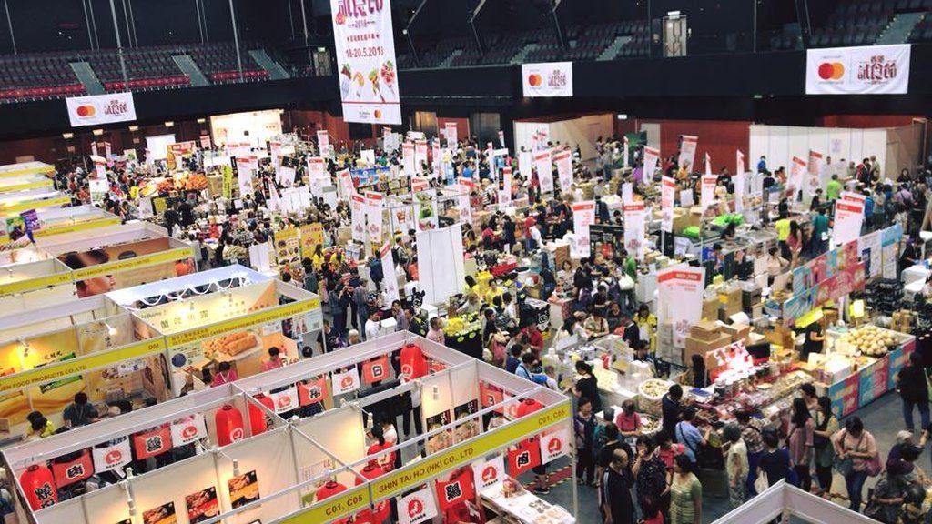 香港試食節 2018 秋日篇會場上將匯聚逾百個試食節參展商。