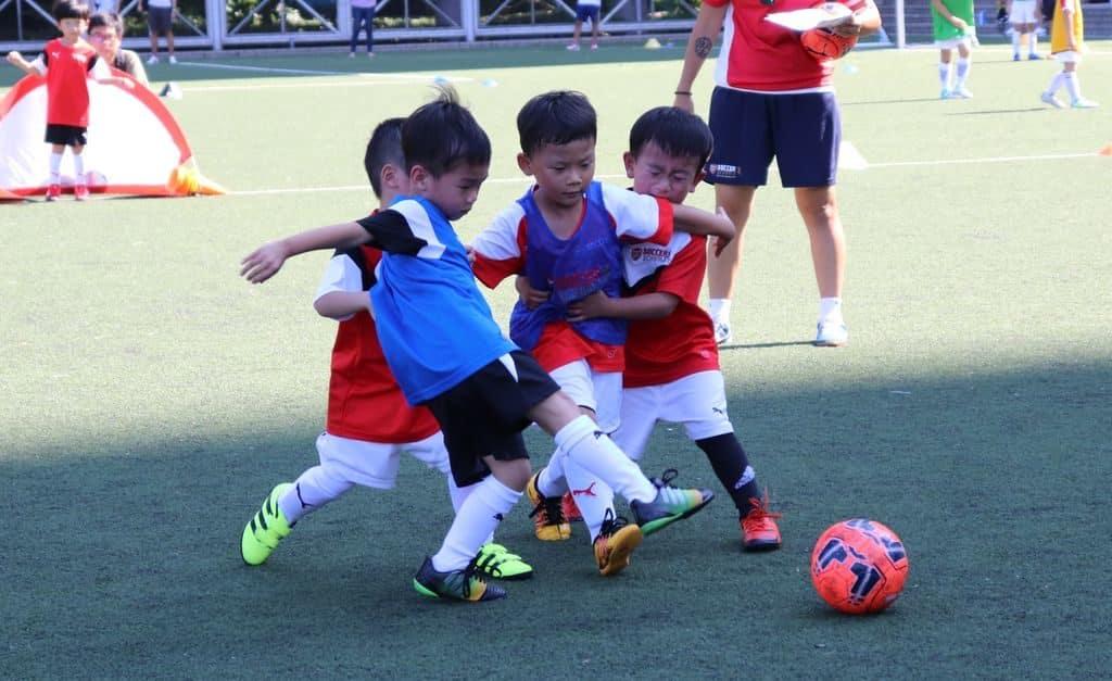 香港沙灘節 2018 會首次舉辦兒童沙灘足球錦標賽。