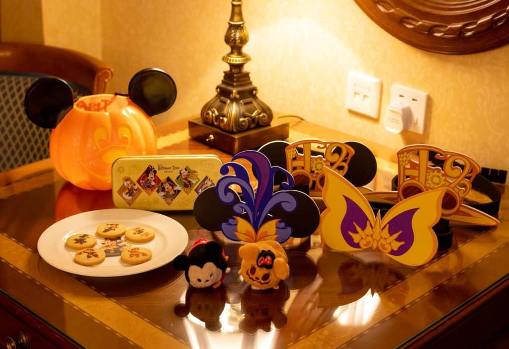 迪士尼樂園萬聖節及聖誕節優惠 迪士尼樂園酒店亦有萬聖節住宿優惠和驚喜。