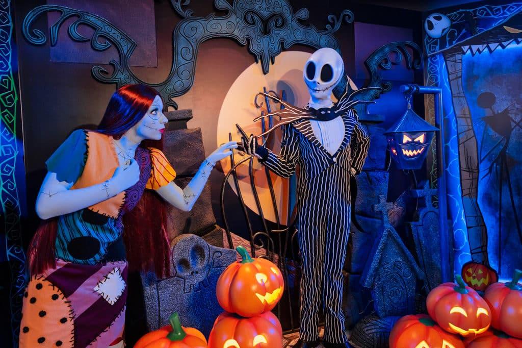 迪士尼樂園萬聖節及聖誕節優惠 萬聖之王阿 Jack 將繼續坐陣迪士尼樂園。