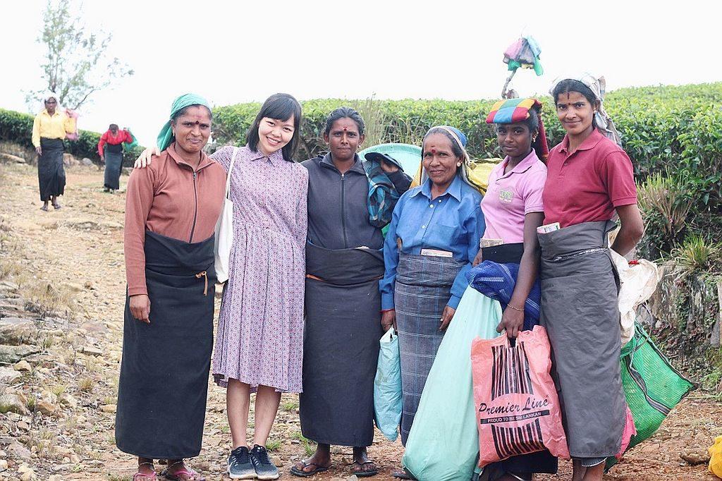 潮蒲饒館旅遊經歷分享會的分享嘉賓謝玉娟(Queenie Tse),鍾情東南亞國家,喜歡以照片文字紀錄旅程點滴。