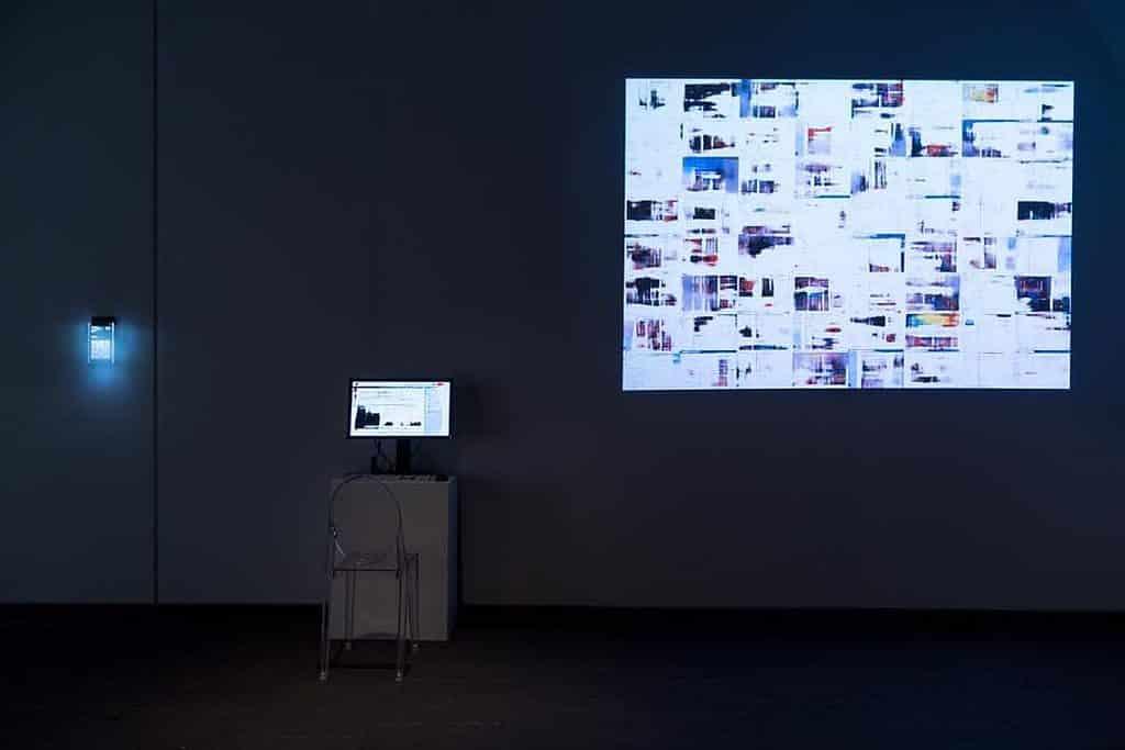 微波國際新媒體藝術節 2018 參展作品:《負擔不良》
