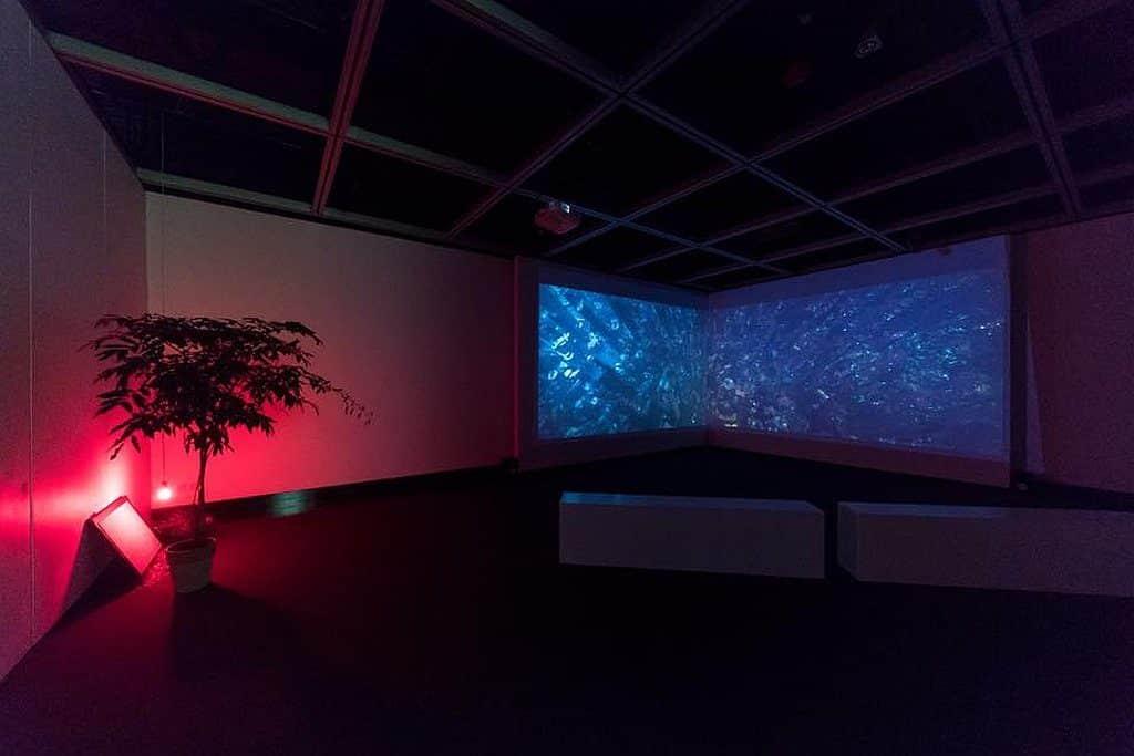 微波國際新媒體藝術節 2018 參展作品:《機密錄:雙城》