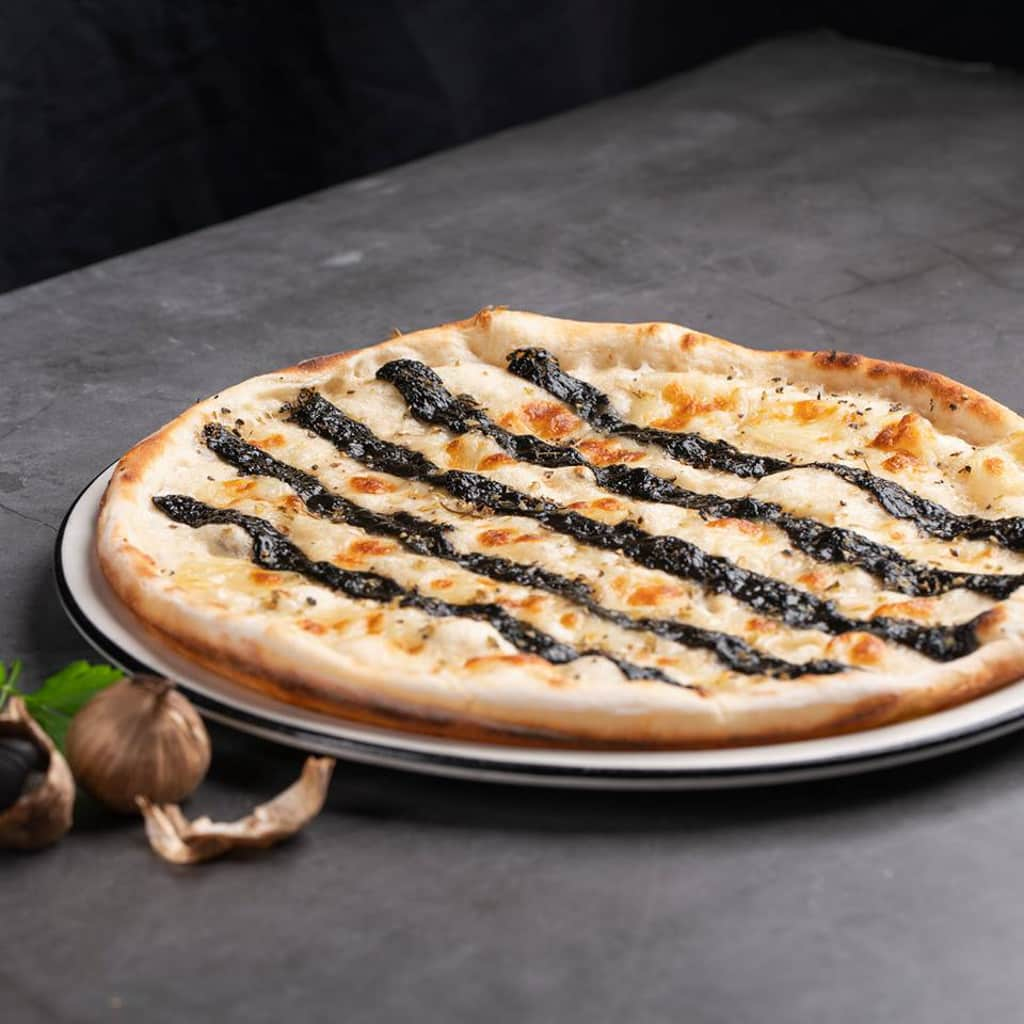 PizzaExpress Stripes Connected七折優惠 黑蒜間條薄餅 港幣$138