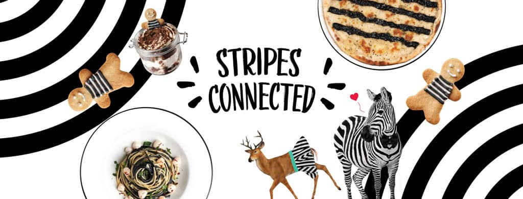PizzaExpress Stripes Connected七折優惠 PizzaExpress 舉行以間條為主題的「Stripes Connected」 活動。