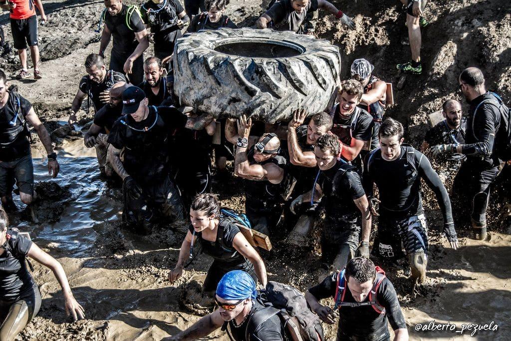 今年新增的暴風雨大賽是受到軍事訓練的啟發,一項設計獨特、徹底穿越斯巴達賽道的賽事。