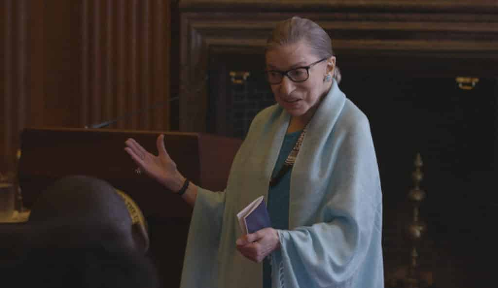 辛丹斯電影節2018「Sundance Friday: Women Power」 《RBG》