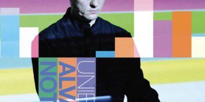 大館:ALVA NOTO的電音創作《UNIEQAV》