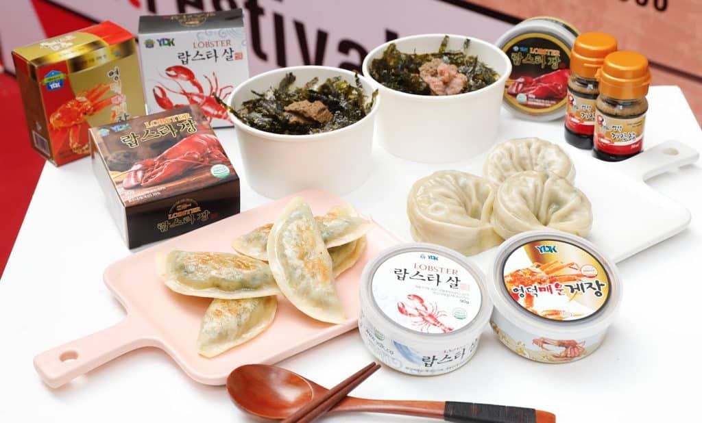 The ONE尖沙咀:「環球美食iEat Festival」美食市集 The ONE 逾 20 間創意食府輪流上場。