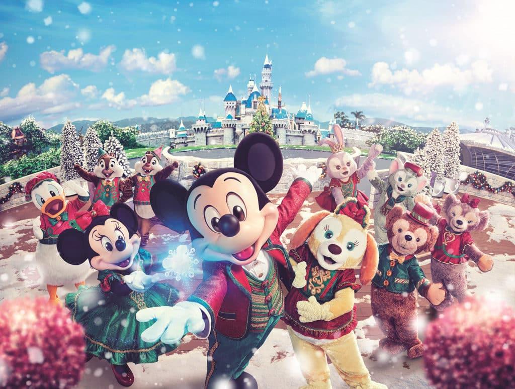 香港迪士尼聖誕節2018:A Disney Christmas
