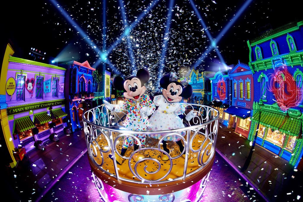 香港迪士尼聖誕節2018:A Disney Christmas 「We Love Mickey!」(生日特別版)登場