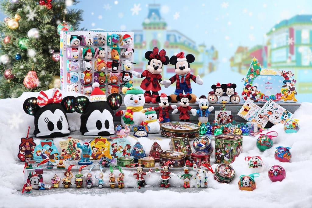 香港迪士尼聖誕節2018:A Disney Christmas 香港迪士尼推出多款聖誕主題產品。