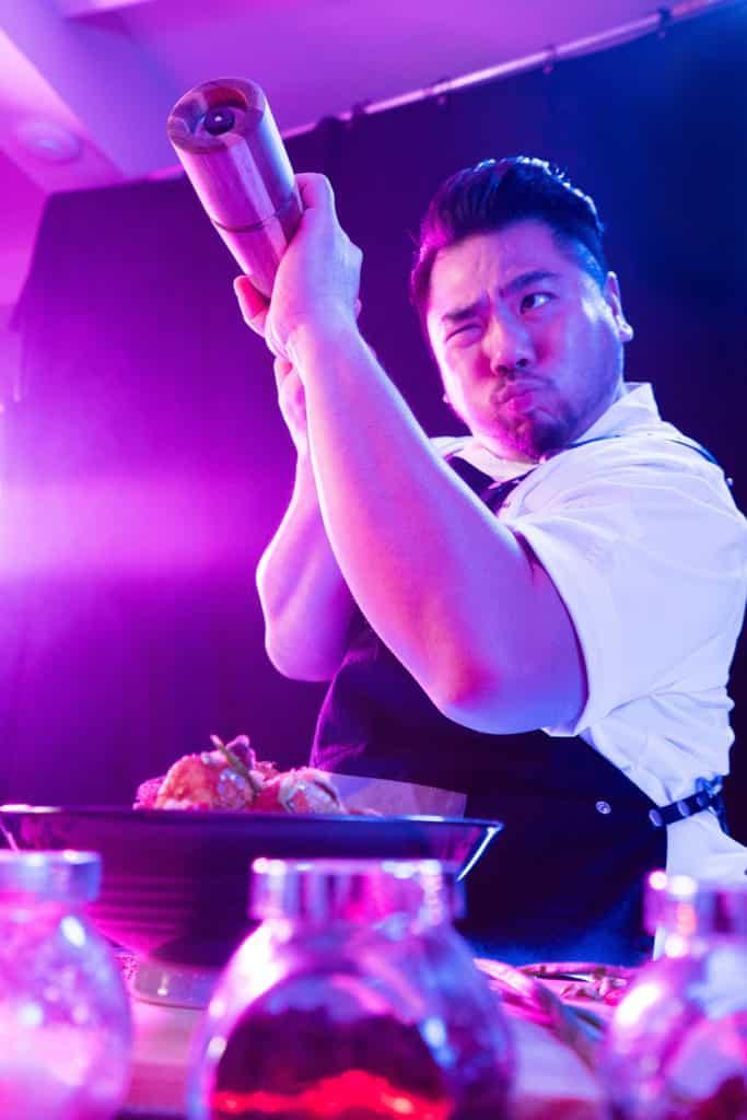 香港名廚楊尚友負責監察友邦歐陸嘉年華 2019 的美食質素。