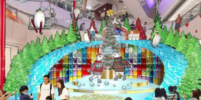 apm:聖誕極地雪國の旅