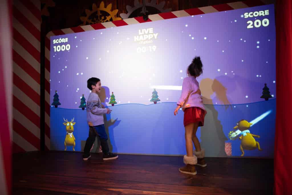 太古城中心:哈鹿聖誕 鹿上互衛隊