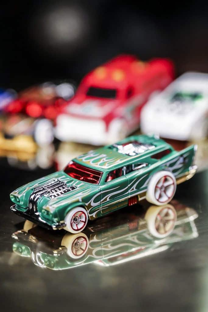 荃新天地:Hot Wheels Challenge Accepted 50周年慶典 Hot Wheels 已成為玩具車經典品牌。