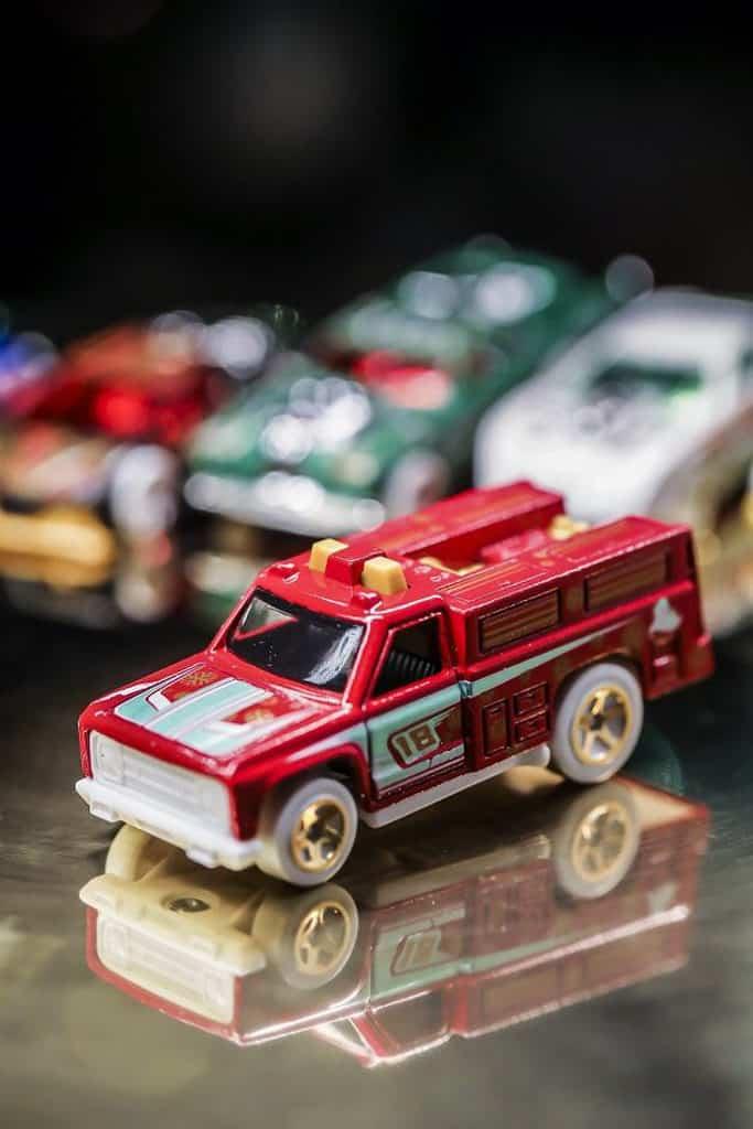 荃新天地:Hot Wheels Challenge Accepted 50周年慶典 今次展出超過 100 架珍藏 Hot Wheels 玩具車。