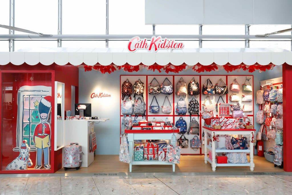 東薈城名店倉:Cath Kidston 滿屋英倫聖誕風 Cath Kidston 期間限定店