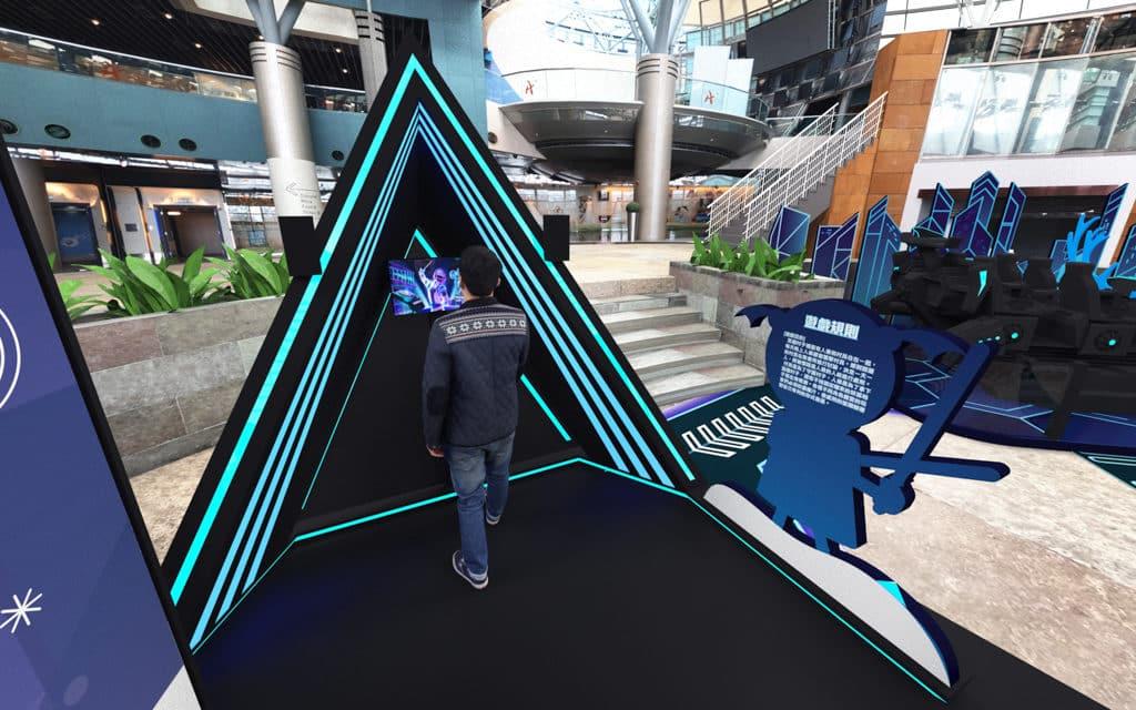 數碼港商場:「聖誕特工學園」虛擬世界任務大挑戰 動感激光節拍戰