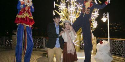 愉景灣:玓瓅聖誕