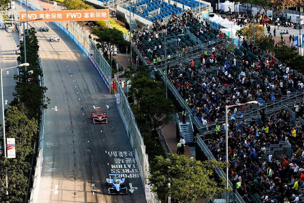 Formula E Hong Kong 2019|電動方程式賽車2019 Formula E 香港站2019賽道總長 1.86 公里。