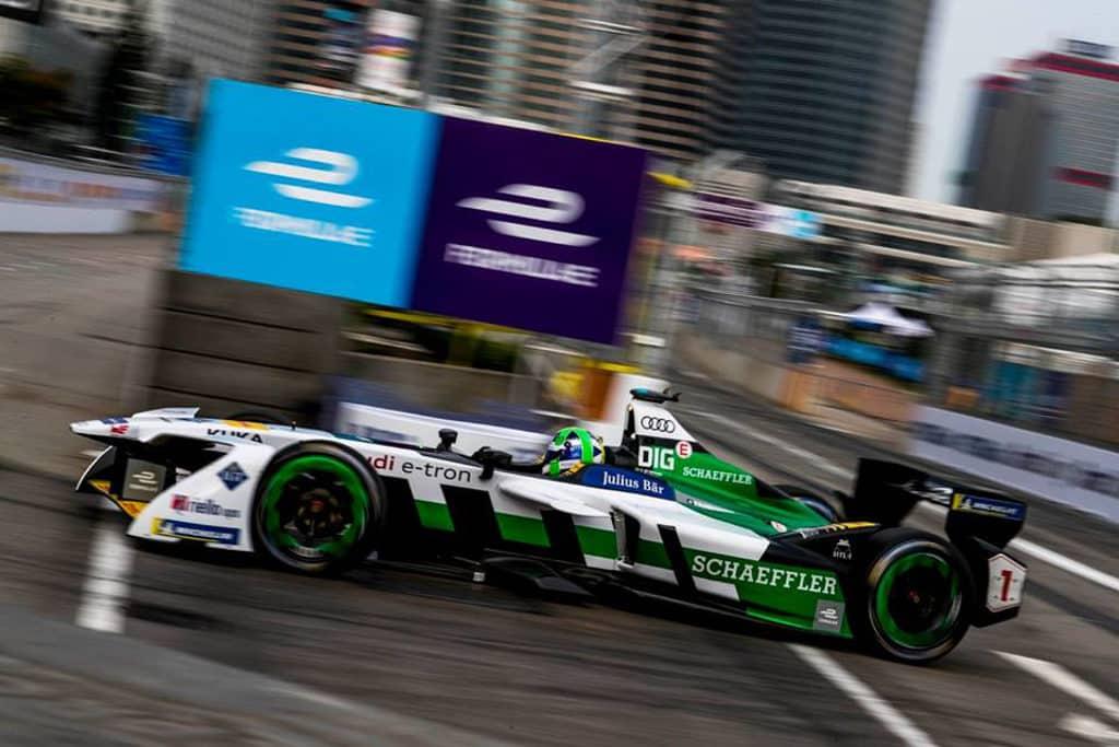 Formula E Hong Kong 2019|電動方程式賽車2019 在現場可感受電動方程式的澎湃激情。