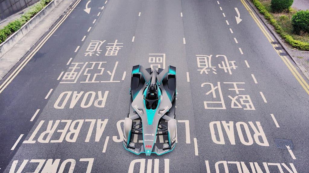Formula E Hong Kong 2019|電動方程式賽車2019 電動方程式賽車香港站2019重臨中環海濱。