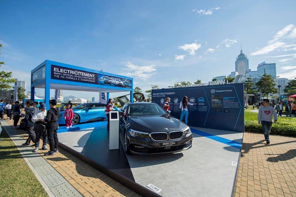 Formula E Hong Kong 2019|電動方程式賽車2019 Formula E World 展示頂尖電池和電動車科技。