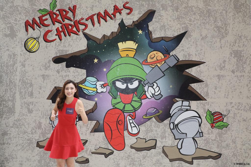 Get Animated | Fashion Walk – Joy to the Walk 本地插畫家羅浩光 Bo Law 為 Fashion Walk 繪畫多幅 Graffiti 壁畫。