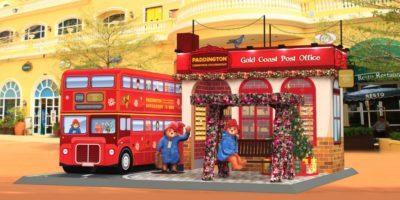 黃金海岸商場:柏靈頓「熊」抱聖誕