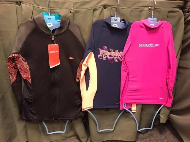 多款 speedo 泳衣在馬拉松聖誕開倉特價上架。