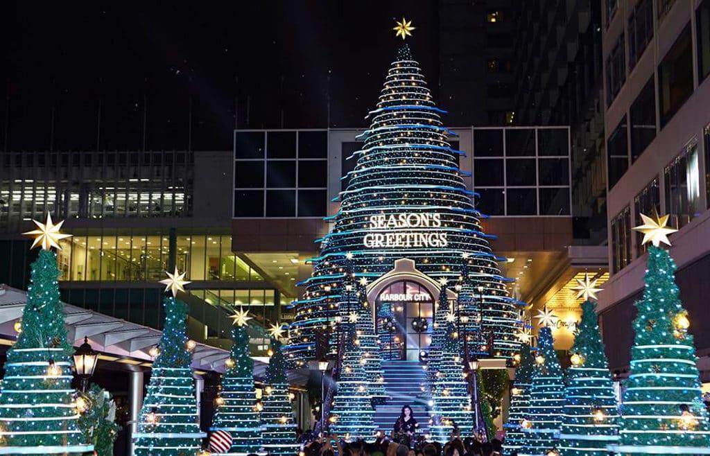 海港城聖誕2018:Christmas Treasures