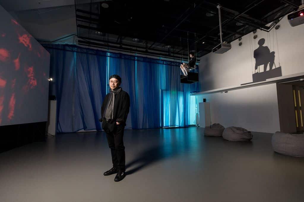 作為世界知名的藝術家、服裝設計師及電影與舞台美術指導,葉錦添不斷踐行其「新東方主義」 美學理念,詮釋古代文化對未來的啟示,其創作遊走於當代藝術、服裝、舞台、電影美術等領域。
