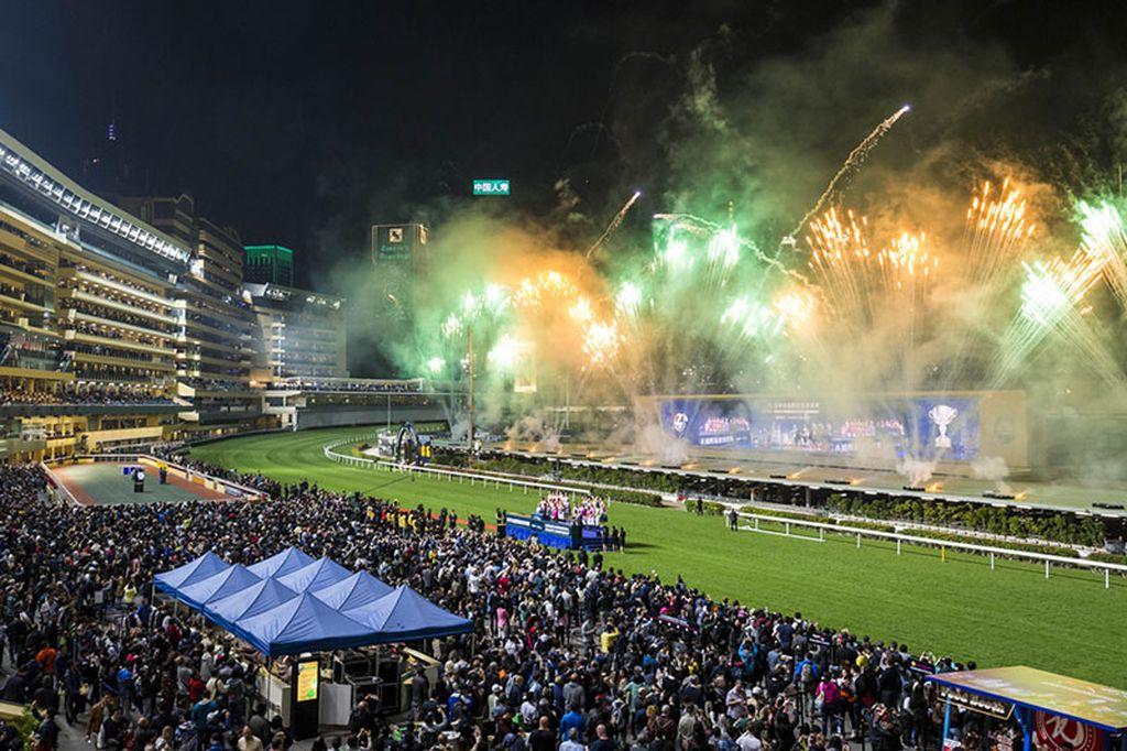 除了「浪琴表國際騎師錦標賽」緊張刺激賽事,啤酒園亦有一連串精彩活動。