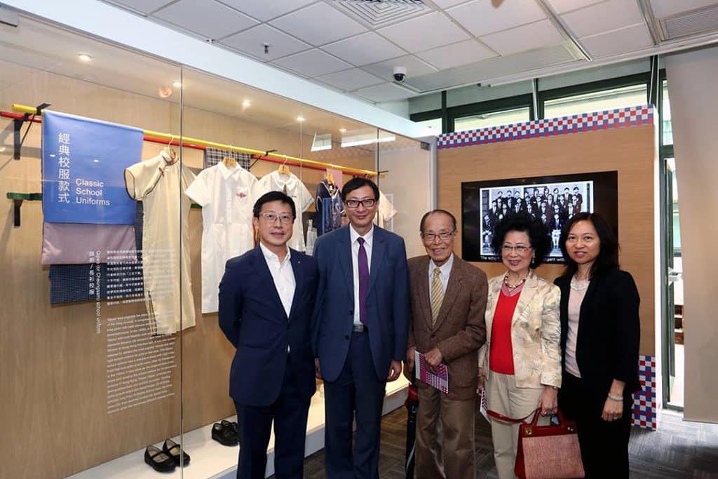 香港教育博物館:「香港校服今昔」展覽 「香港校服今昔」展覽由香港教育博物館舉辦。