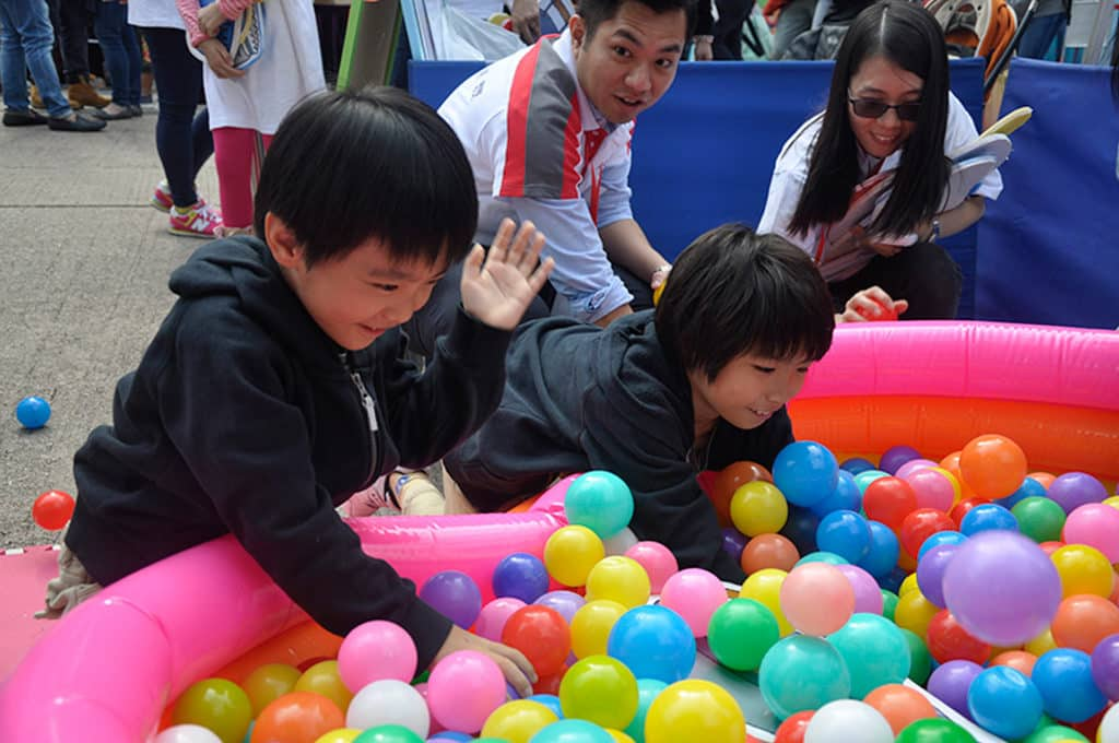 滙豐香港社區節2018 滙豐香港社區節2018活動適合一家大小參加。