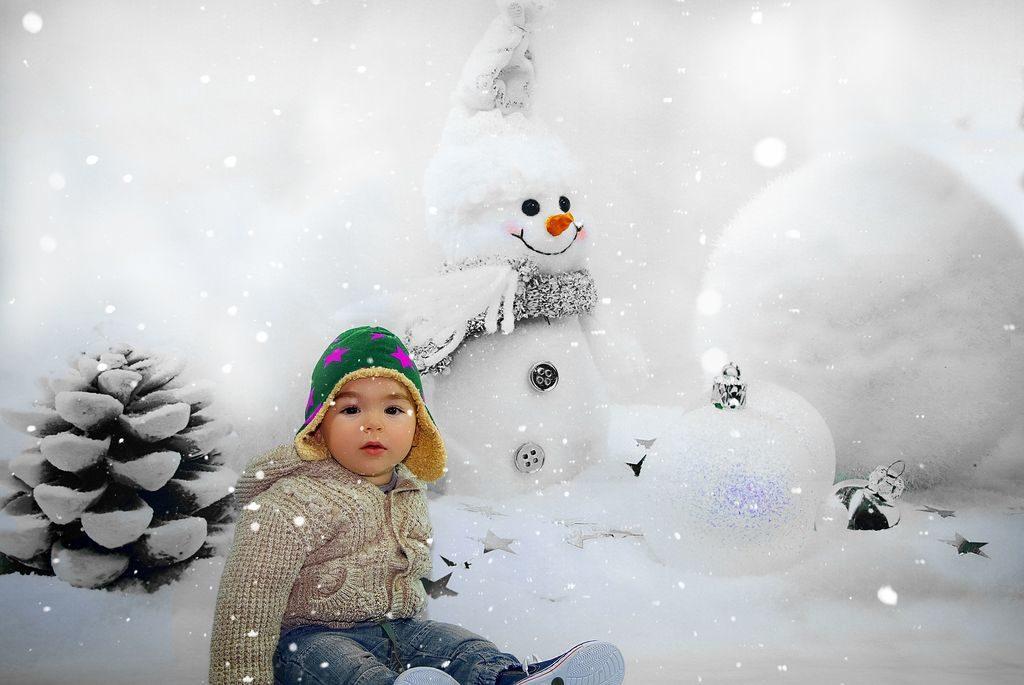 亮點一:荷里活級超逼真雪景。