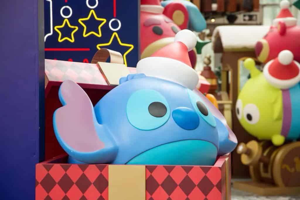 朗豪坊:迪士尼 Tsum Tsum 聖誕市集 10 Tsum Tsum 史迪仔