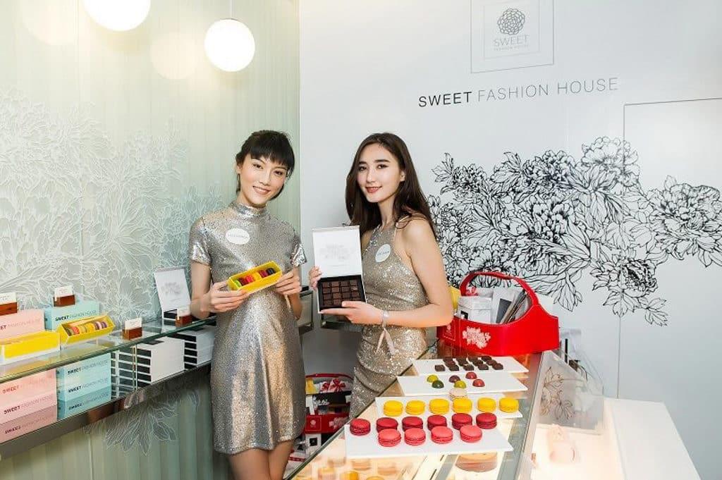 利園三期Lee Garden Three開幕優惠 法式甜品店 Sweet Fashion House 位於利園三期地舖。