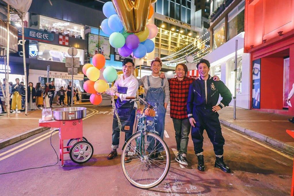 利園:夢幻閃燦星光迴廊 Supper Moment 將現身銅鑼灣街頭與一眾粉絲見面。
