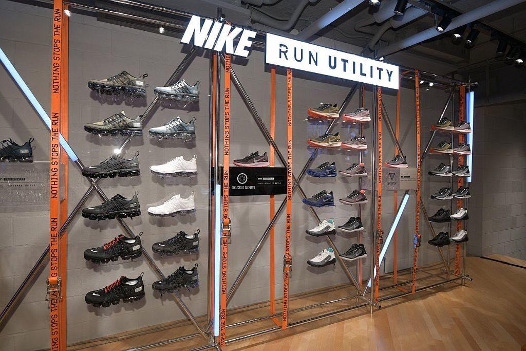Nike 禮頓中心店新店發售多個 Nike 熱賣產品系列。