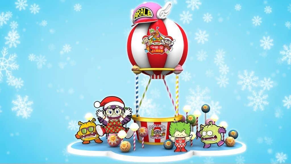 life@KCC:IQ博士×珍寶珠反斗馬戲團-4米高小吉一飛衝天熱氣球