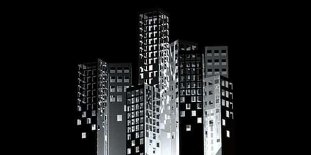 國際燈光藝術展香港展品:迷城 (葉梵)