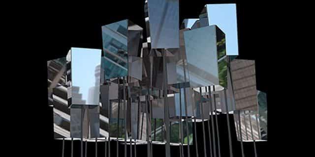 國際燈光藝術展香港展品:Tapping (十下創作)