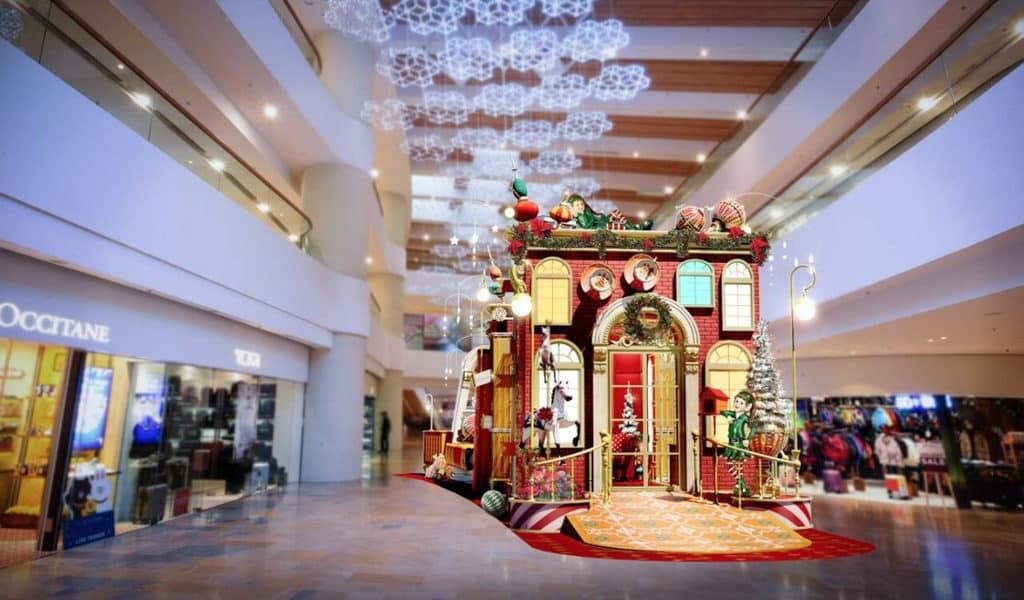 太古廣場:Where Christmas Comes to Life 太古廣場將化身成聖誕魔幻國度,帶來充滿神奇機關的聖誕佈置。