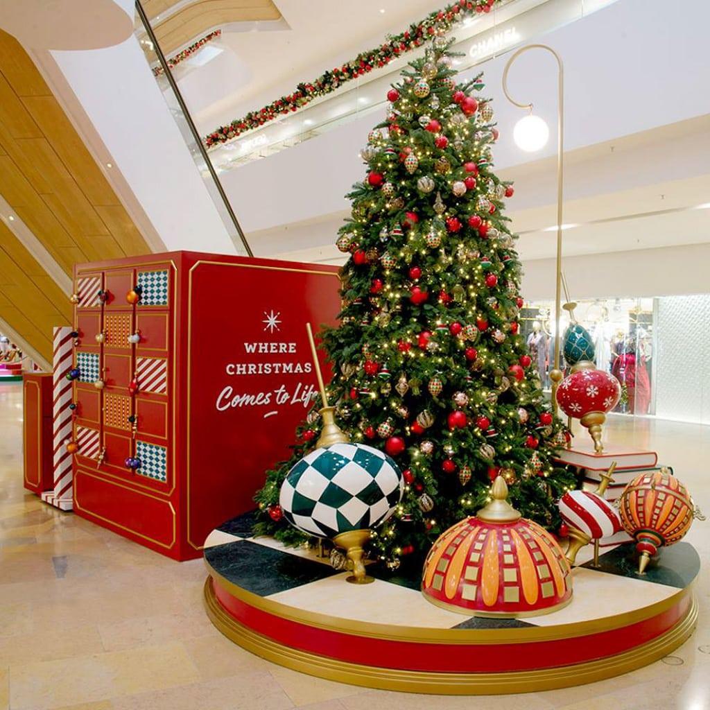 太古廣場:Where Christmas Comes to Life 太古廣場將化身成聖誕魔幻國度。