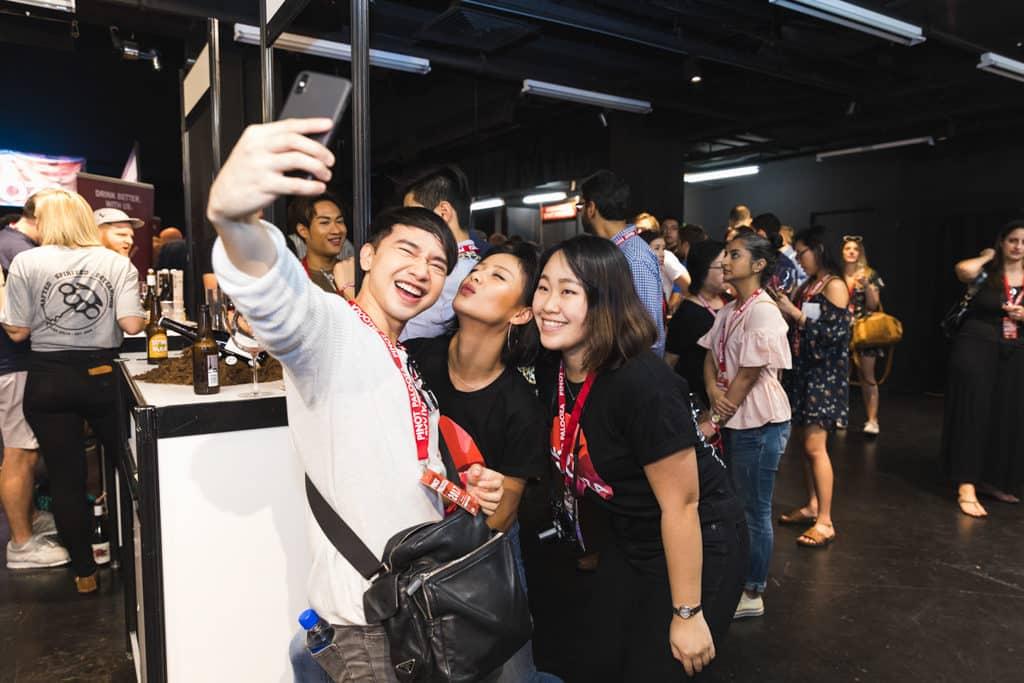 黑皮諾狂歡節2018香港站 黑皮諾狂歡節(Pinot Palooza)首次來港舉行。
